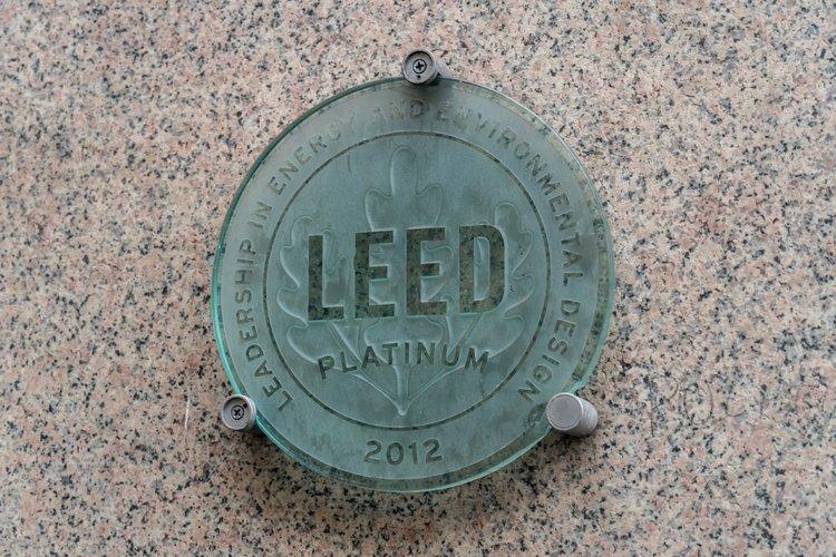 LEED+certification