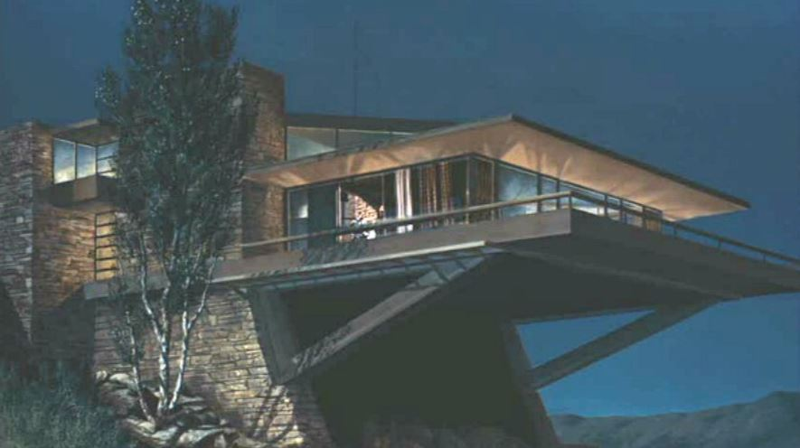 north by northwest house