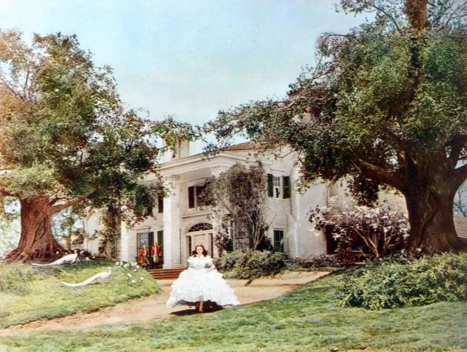 gone with the wind house