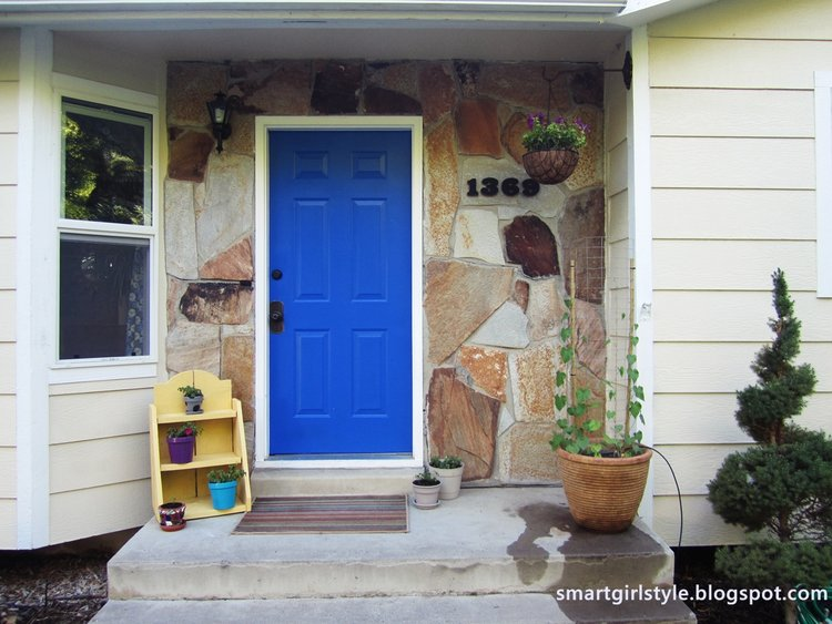 front door color trends